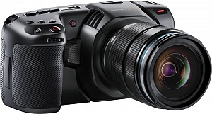 Blackmagic Pocket Cinema Camera 4K (CINECAMPOCHDMFT4K)
